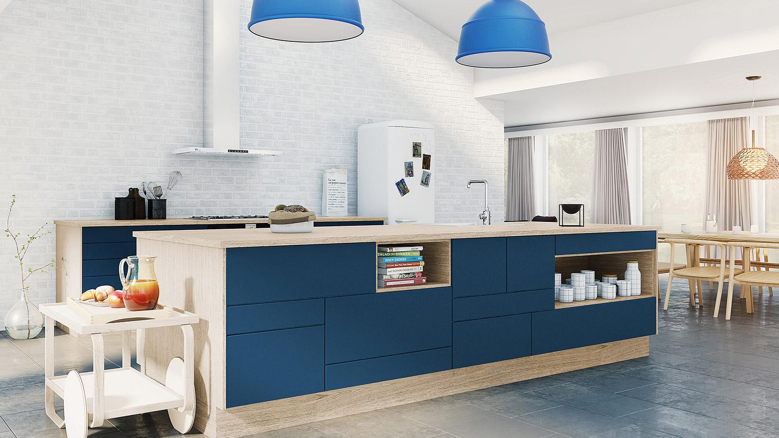 Bricks by designa – byg dit køkken, som du vil have det